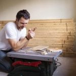 How to Cut Laminate Countertop with Table Saw