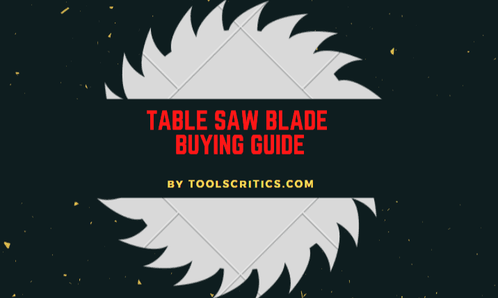 table saw blade buying guide