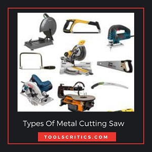 Types Of Metal Cutting Saw
