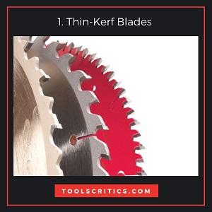 Thin-Kerf Blades