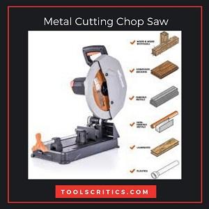 Chop saw by toolscritics