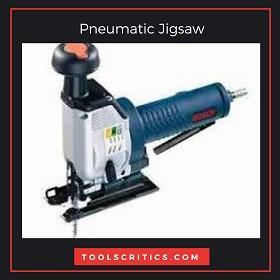 Pneumatic Jigsaw