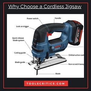 Why Choose a Cordless Jigsaw
