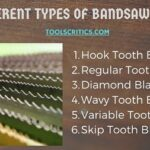Different Types of Bandsaw Blades